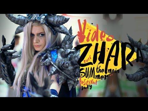 VIDEOZHARA - 18+ cosplay video   ВидеоЖара 2019   WISE GAME