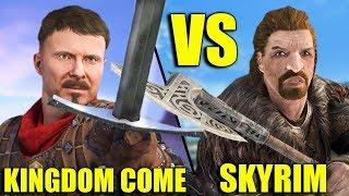 5 Things Kingdom Come Did Better Than Skyrim