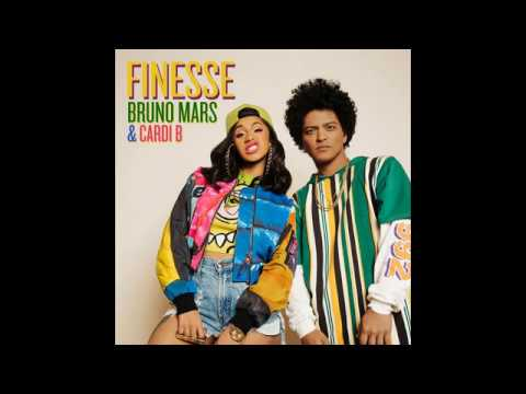 [ 1 Hour ] Bruno Mars - Finesse (Remix) [Feat. Cardi B] Mp3