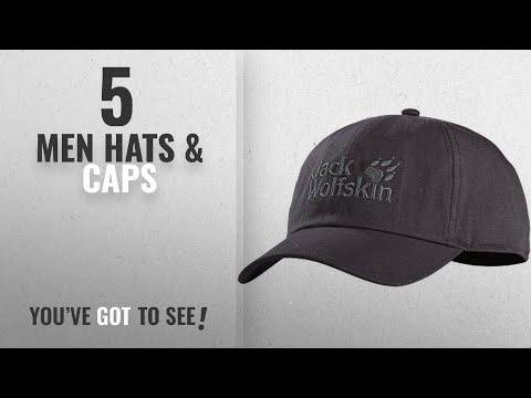 Jack Wolfskin Hats & Caps [ Winter 2018 ]: Jack Wolfskin Baseball Cap Headgear, dark steel, One