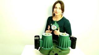 DAB DMH 60/280.50 T циркуляционный насос от компании ПКФ «Электромотор» - видео