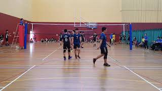 2019 A Div National Boys VJC vs TMJC 3-0 Part 2/2