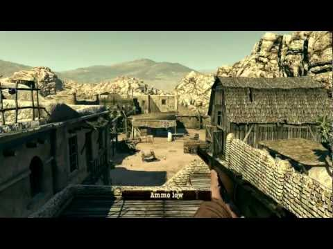 Gameplay de Call of Juarez: Bound in Blood