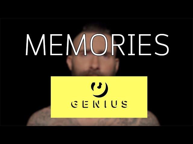 เรียนภาษาอังกฤษจากเพลง : Memories
