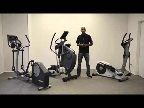 Den richtigen Crosstrainer / Ellipsentrainer finden: Beratung und Infos
