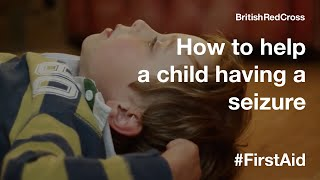 How to help a child having a seizure (epilepsy) #FirstAid #PowerOfKindness