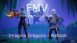 "Fortnite Montage - ""NATURAL"" (Imagine Dragons)"