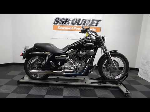 2009 Harley-Davidson Dyna® Super Glide® Custom in Eden Prairie, Minnesota - Video 1