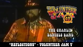The Charlie Daniels Band - Reflections - Volunteer Jam V