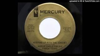 Margie Singleton & Faron Young - Keeping Up With The Joneses (Mercury 72237) [1964]