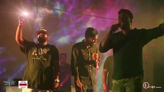 "Charitha ft.Ravi Jay - ""ගලන ගඟ"" Live Performance (Drill Team තනිකළු Live)"