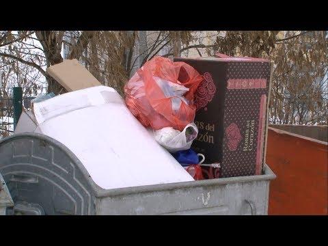 Разбираем жалобы на горы мусора возле контейнеров Белгорода