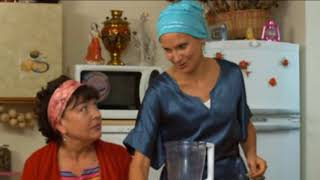 Бабушка Оля. приготовляет ЙОГУРТ очень быстро.