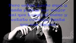 If you were gone Alexander Rybak - Subtitulado español