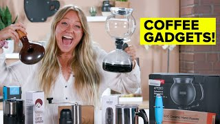 I Tested Amazon's Most Popular Coffee Gadgets