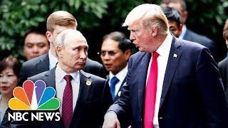 Confronting Russian President Vladimir Putin, Part 3   Megyn Kelly   NBC News