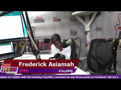 Corruption Watch - JoyFM (21-11-18)