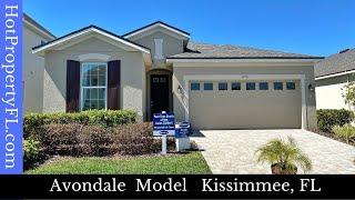 New Model Home Tour | Tohoqua By Mattamy Homes | Kissimmee FL. | Avondale Model | $279,990* Base