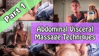 Abdominal Visceral Massage Techniques Part 1 & 15 Days Water Fasting Mini Lecture I Dr Robert Cassar