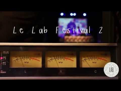 Lab#2 Festival, 8 mai 2014