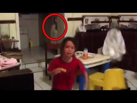 Ghosts Caught On Camera? 5 Scary Videos