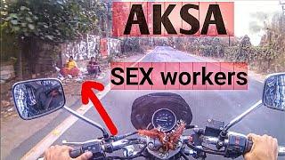 Aksa beach red light area of Mumbai | Exposed Vlog