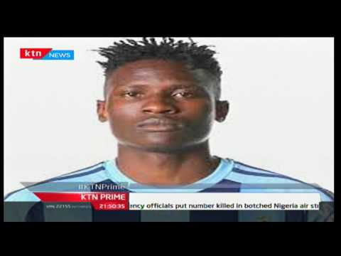 KTN Prime: Is it the end of Michael Olunga who leaves Swedish side Djudgen FC for China