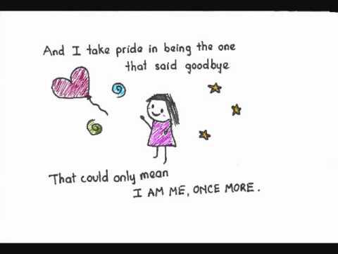 Música I Am Me, Once More