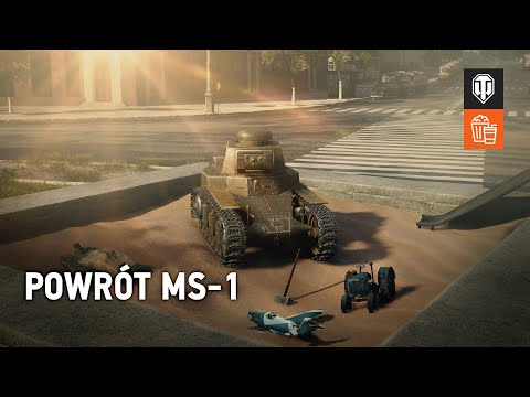 Nowy czołg X poziomu [World of Tanks Polska]