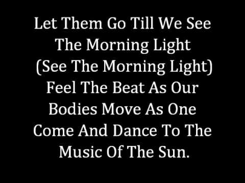 Rihanna - Music Of The Sun Lyrics