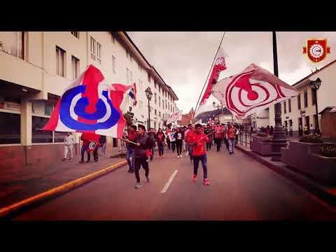 """""""FVRIA ROJA 14/10/18"""" Barra: Fvria Roja • Club: Cienciano"""
