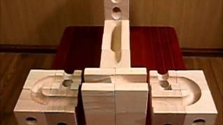 cuboro_multiキュボロ/クボロ・マルチでビー玉の華麗な技