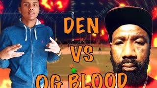 "NBA 2K17 - Live Game DenWizard Vs 40 Year Old ""Og Blood"" Super Funny (Must Watch)!!"