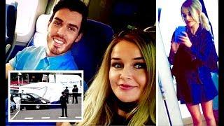 Former boyfriend, Joshua Stimpson slit the throat of Molly McLaren