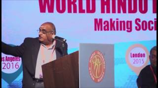 WHEF 2016@Los Angeles Day 1 Prof R Vaidyanathan