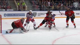 2019 Gagarin Cup, CSKA 3 Avangard 2 OT, 19 April 2019 (Series 4-0)