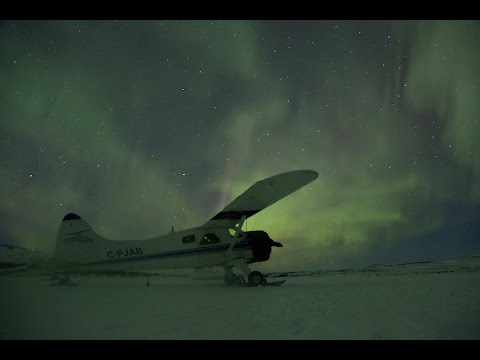 Winter Inuit Safari in mars 2016 by Jean-