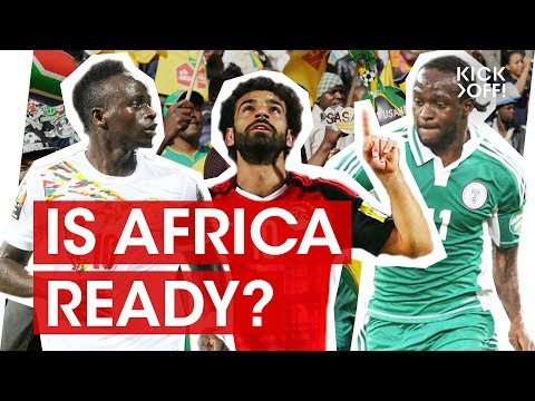 What Are The Chances Of African Teams At The World Cup?