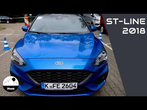 Ford Focus 2018 Probefahrt!!!