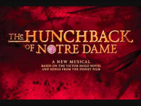 The Hunchback Of Notre Dame -musikaalin soundtrack