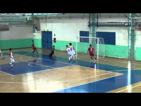 Preview video Real Cornaredo - Bubi Merano | Highlights, 7� giornata stagione 2012/13