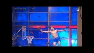 ARAG 20.000-Euro-Wurf - Teil 2 - TV total Turmspringen