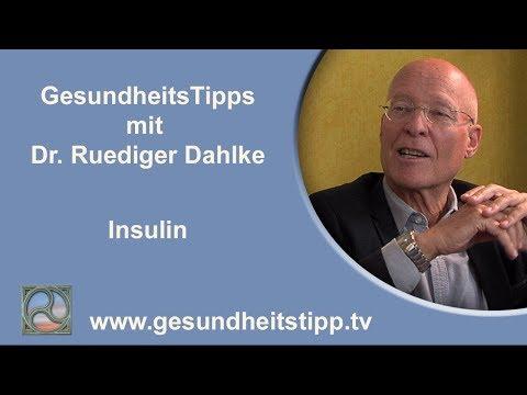Analyse von Blutzucker und Insulin