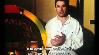 Freddie Mercury - The Last interview Sub Ita