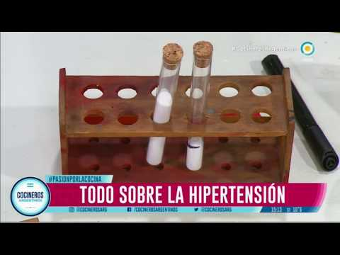 Lecturas tonómetro para la hipertensión