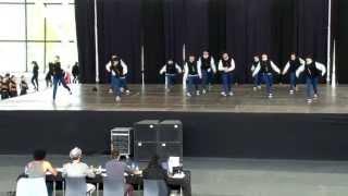 CAMPEONATO DANCE STREET 2013