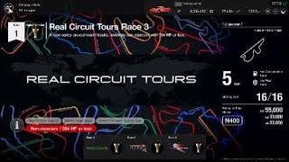 Gran Turismo Sport | GT League Amateur - Real Circuit Tours