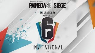 Rainbow Six Siege: Invitational Theme Music | Danny Cocke