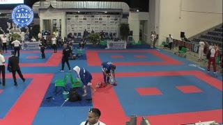 Tatami 1,2,7,8. WAKO World Championships 2018