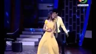 Deepak and Pankti TIP TIP BARSA PAANI Most romantic act Bharat ki shaan lets dance